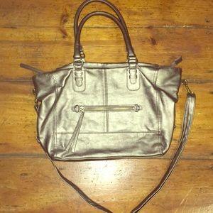 Bronze satchel